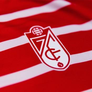 Pantalón Oficial Suplente Rojo Granada CF 18-19