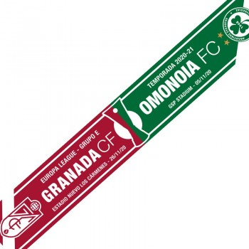 Chaqueta Chándal Oficial Granada CF FB Paseo 18-19