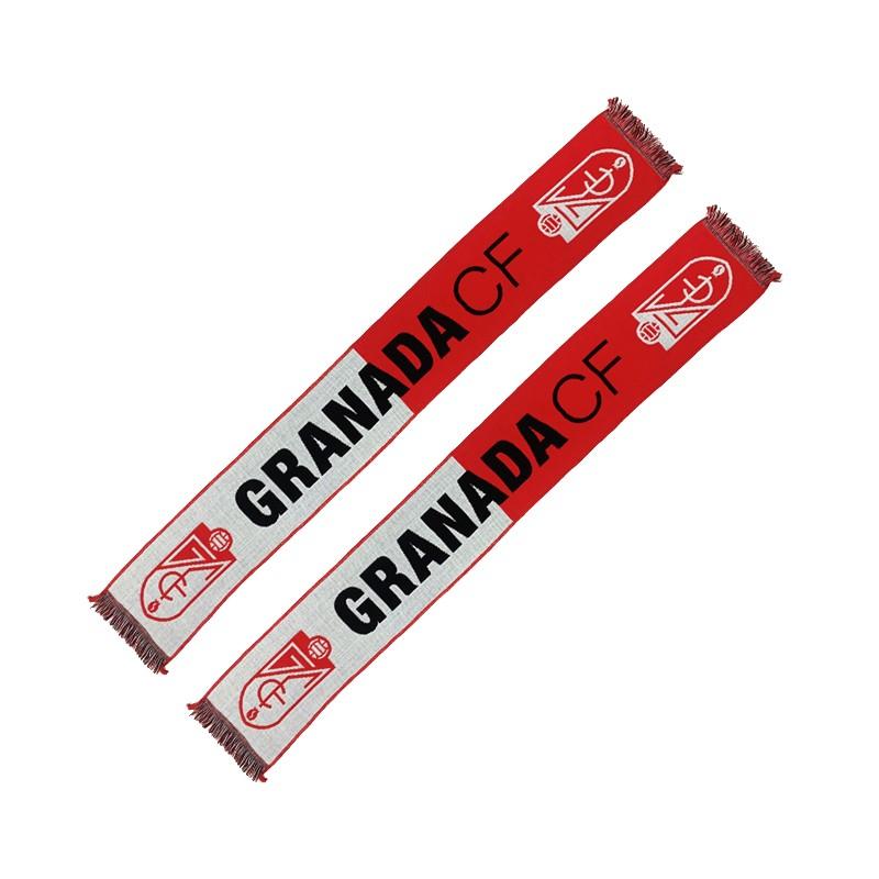 Gorro Granada CF Lana Borla Rayas - Tienda Oficial Granada CF f7f0df60872
