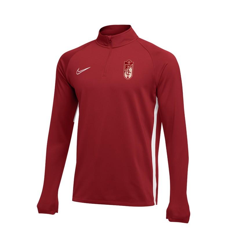 comprar baratas renombre mundial famosa marca de diseñador Sudadera Entreno Roja Junior Nike 19-20