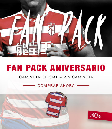 Fan Pack camiseta + Pin
